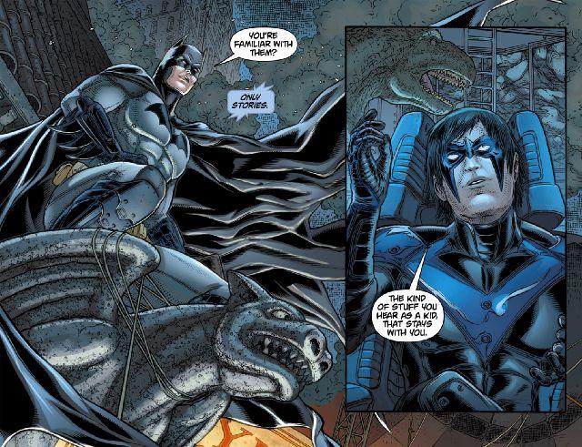 Batman Arkham Unhinge