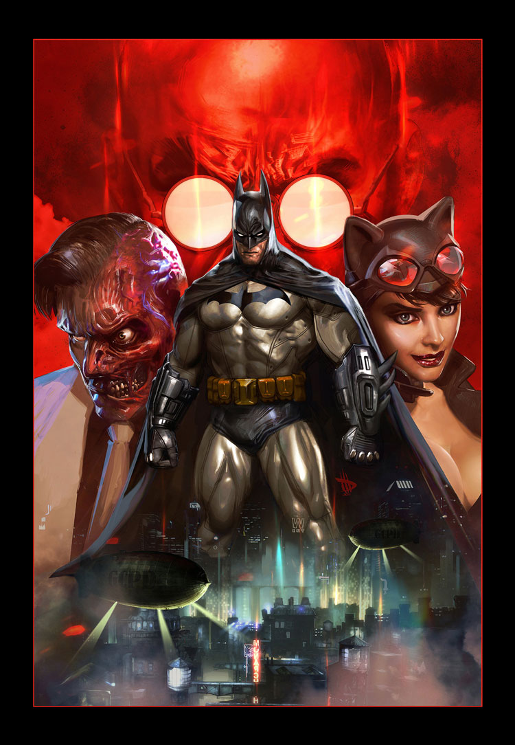 Batman Arkham Unhinged
