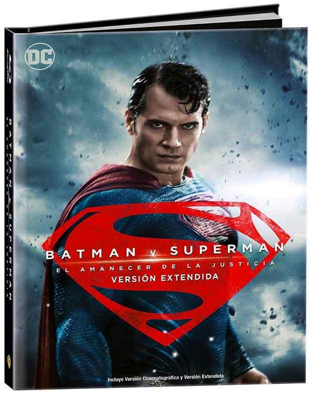 Batman v Superman edición coleccionista