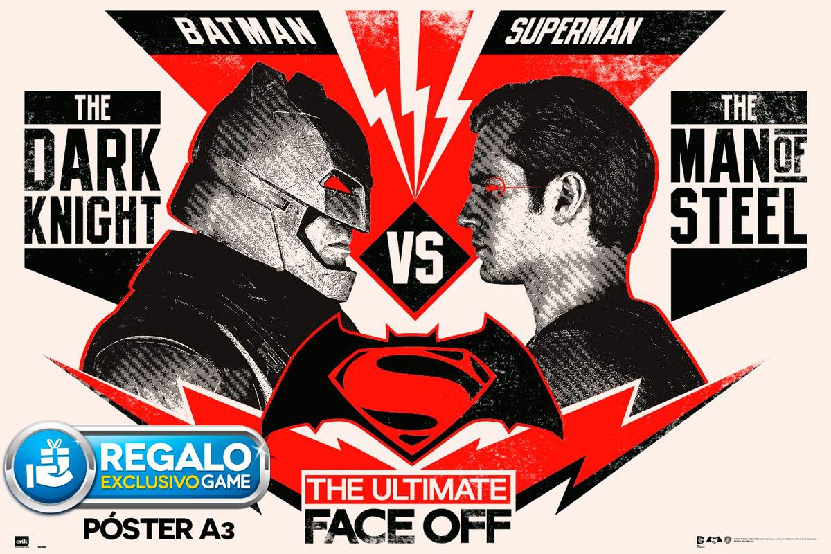 Batman v Superman en GAME