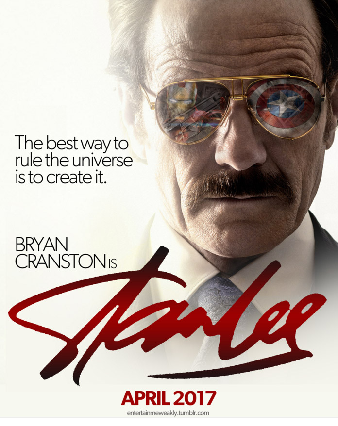 Biopic de Stan Lee