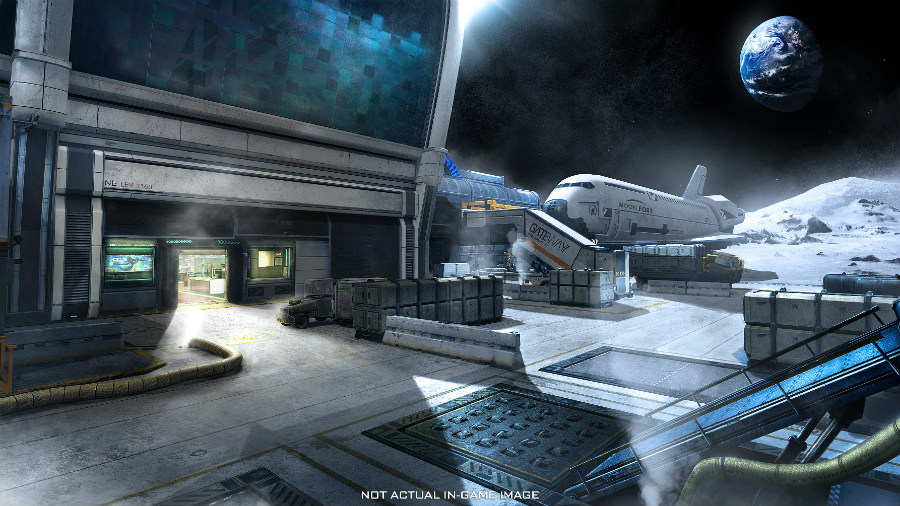 Call of Duty Infinite Warfare Terminal