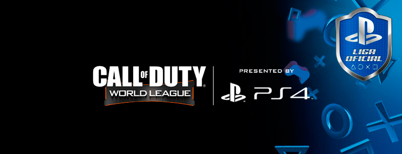 Call of Duty Liga Oficial PlayStation