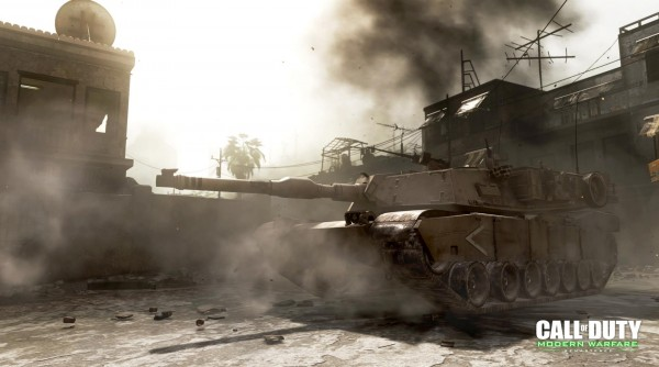Call of Duty Modern Warfare Remastered v1.0-Update 1 Plus 10 Trainer-FLiNG