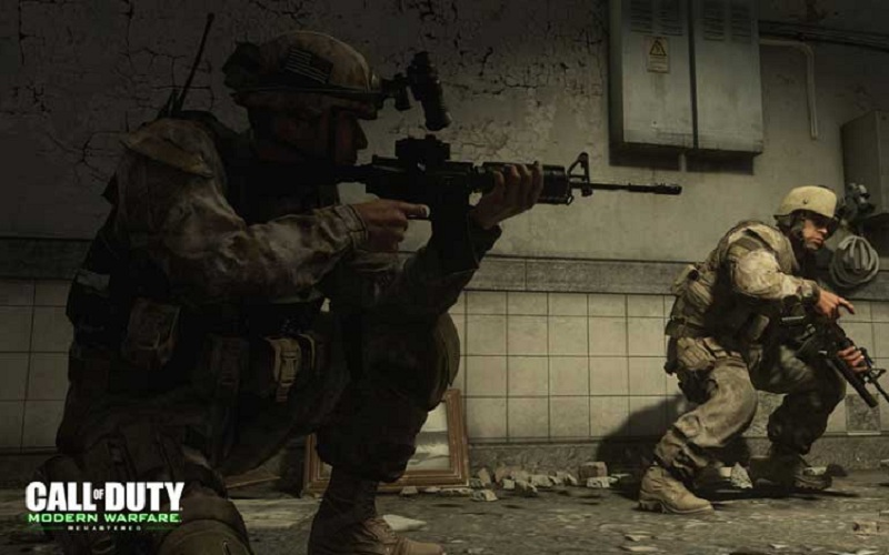 Call of Duty Modern Warfare Remastered 3