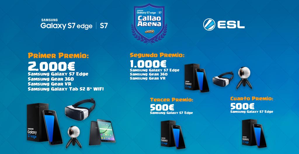 Callao Arena - Premios