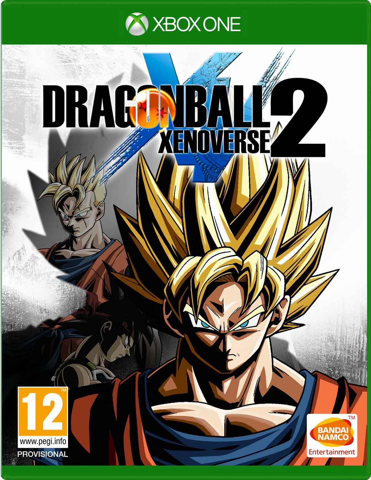 Caratula Dragon Ball Xenoverse 2