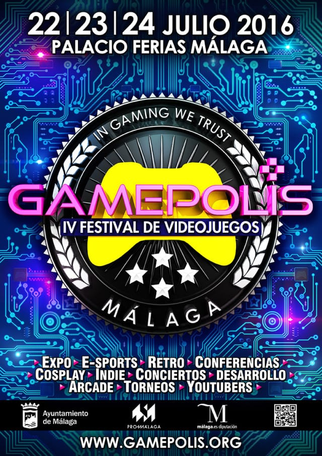 Cartel Gamepolis 2016