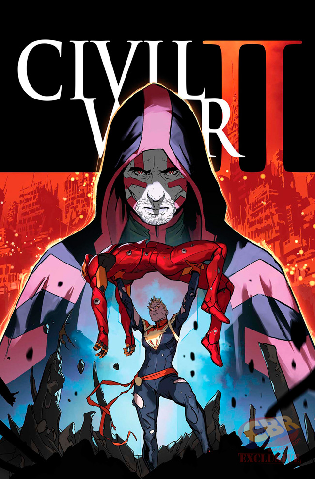 civil war ii portada número #7