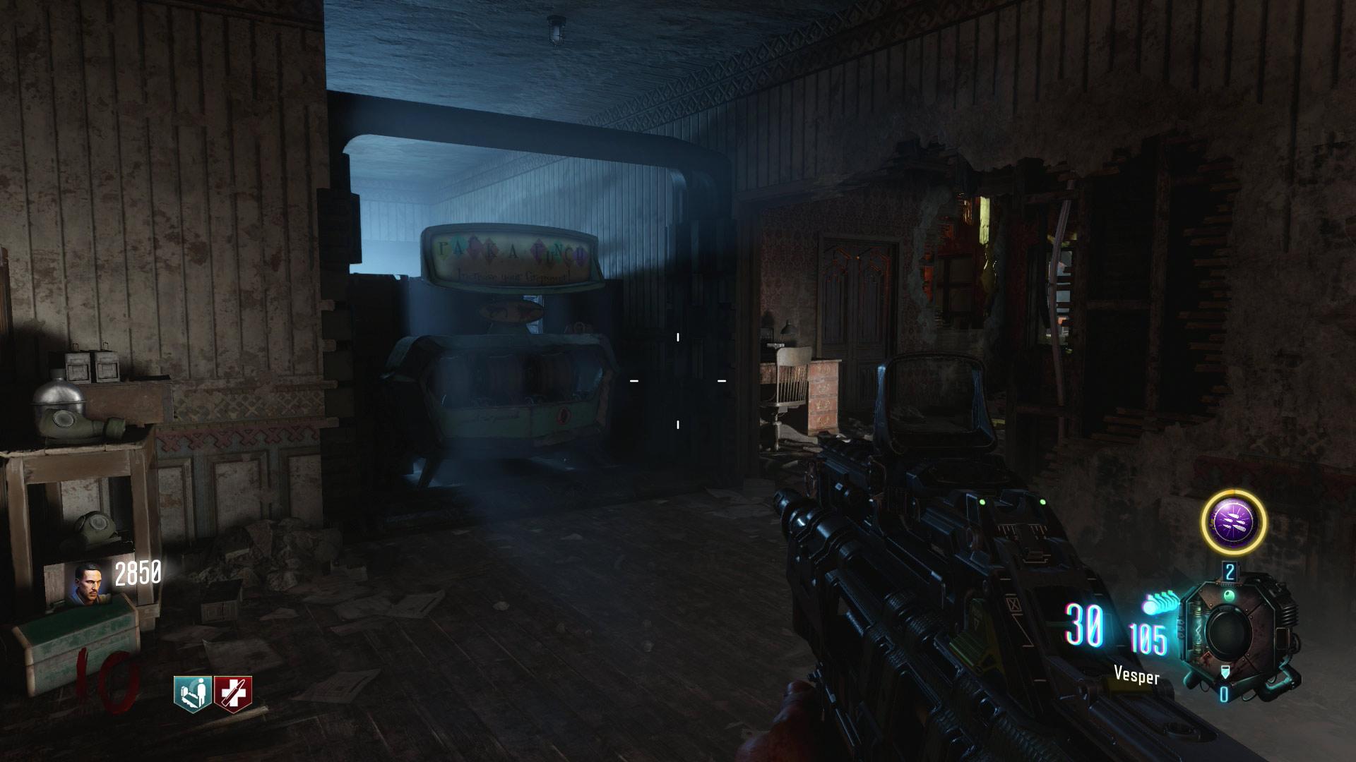 Cómo mejorar armas en Gorod Krovi
