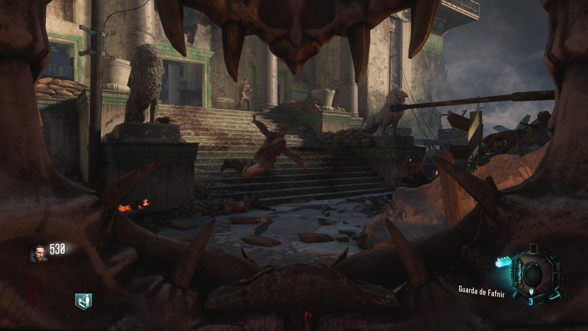 Mejorar el Escudo dragón en Gorod Krovi