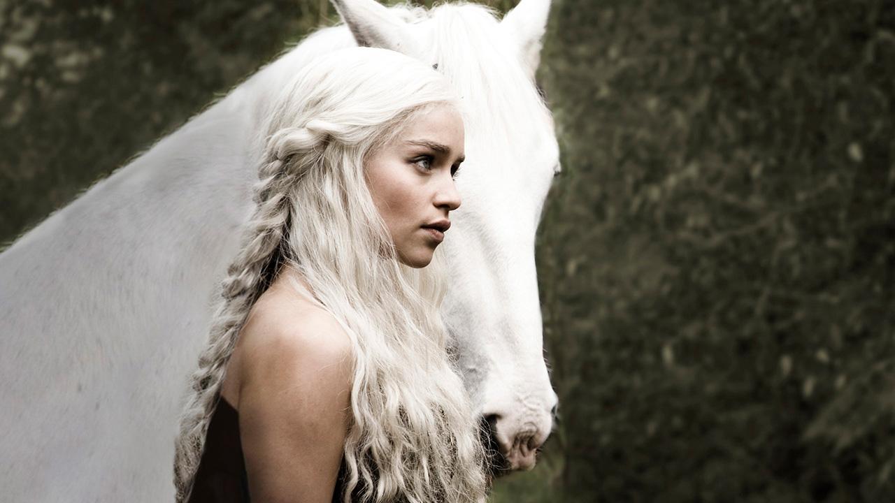 Daenerys Targaryen, madre de dragones