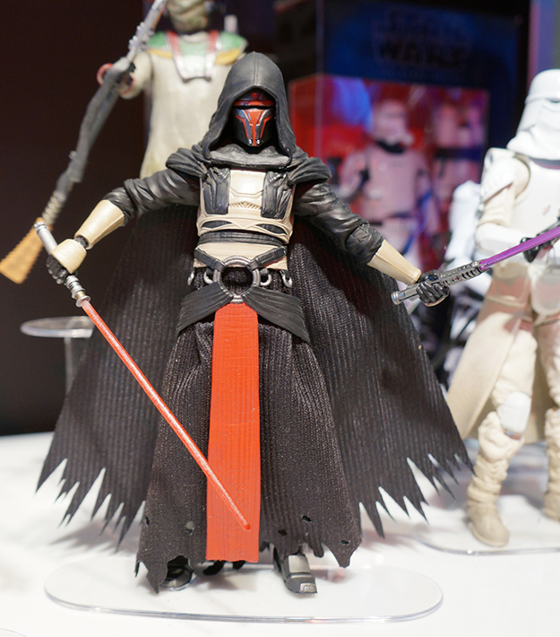 Figura de Darth Revan de Star Wars: The Black Series