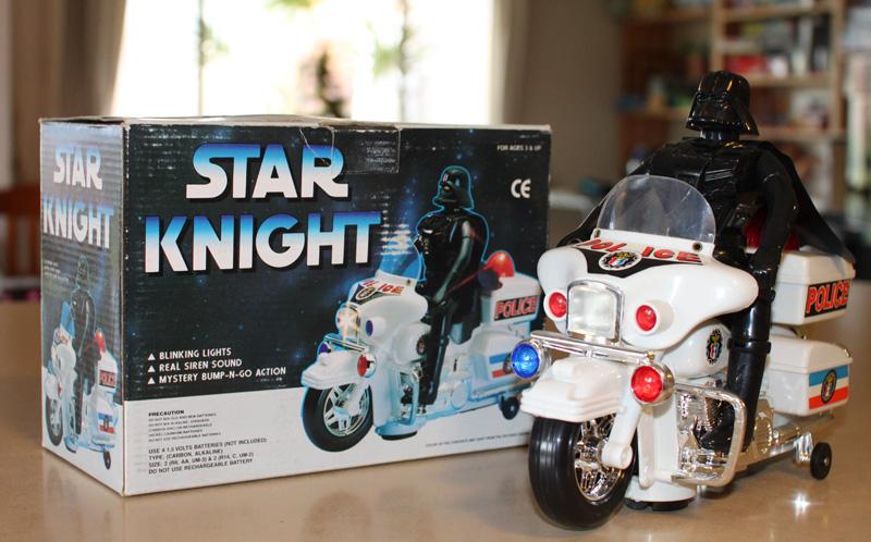 Darth Vader Harley Davidson  star knigth