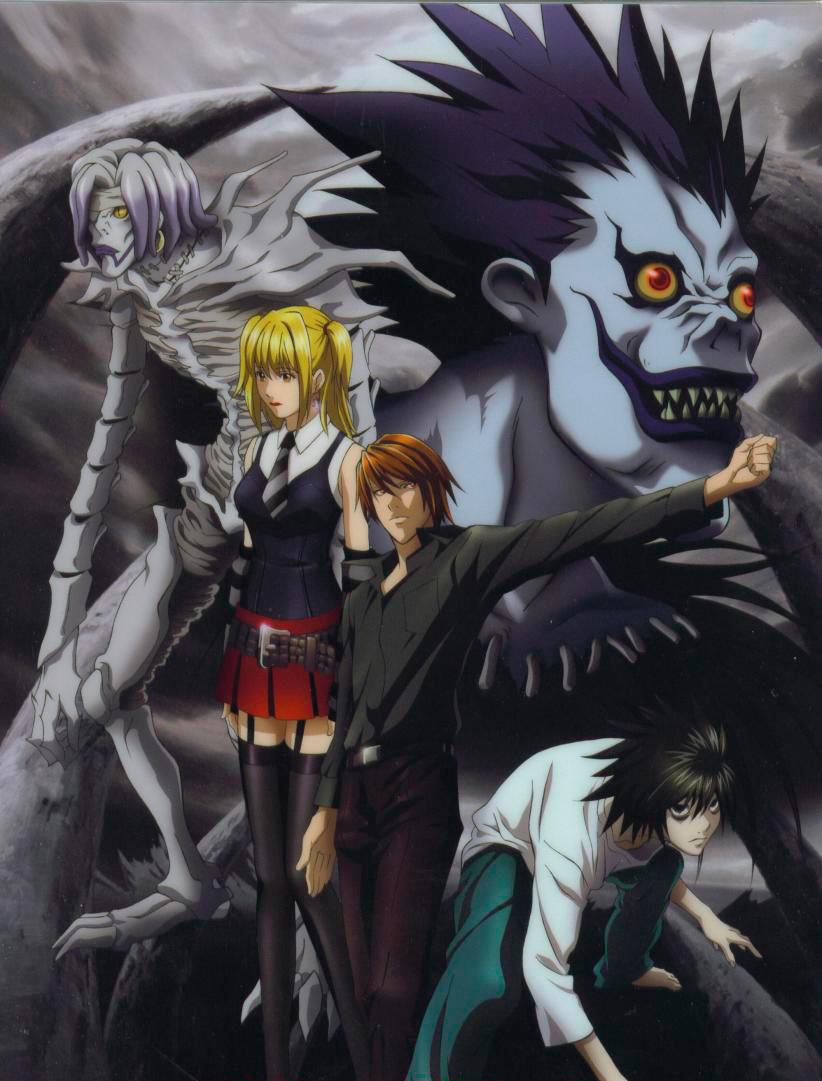 Rodaje de Death Note, la película acción real en Netflix