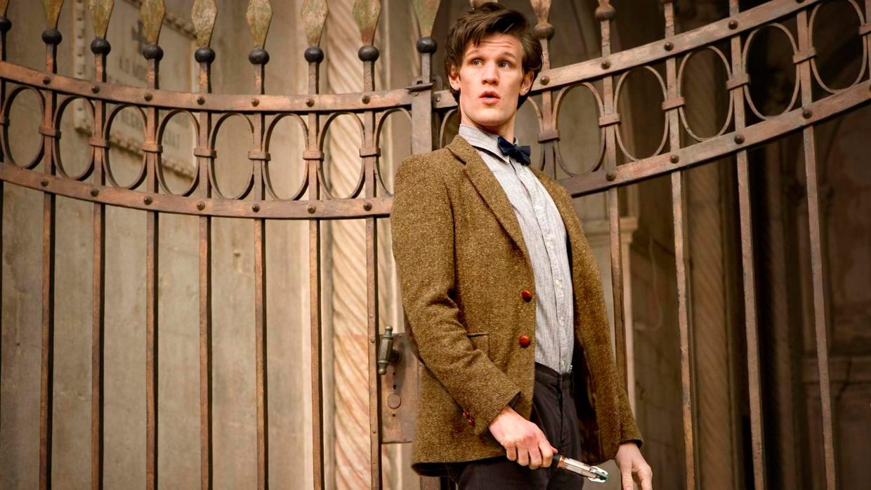 Doctor Who, vuelve Matt Smith