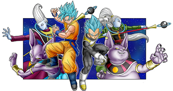 Dragon Ball Super Year