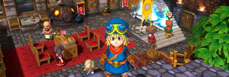 Dragon Quest Builders Sale
