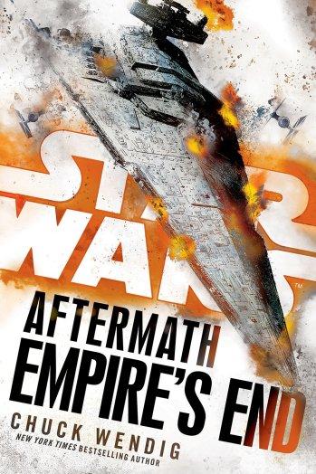 Portada, Chuck Wendig , Star Wars