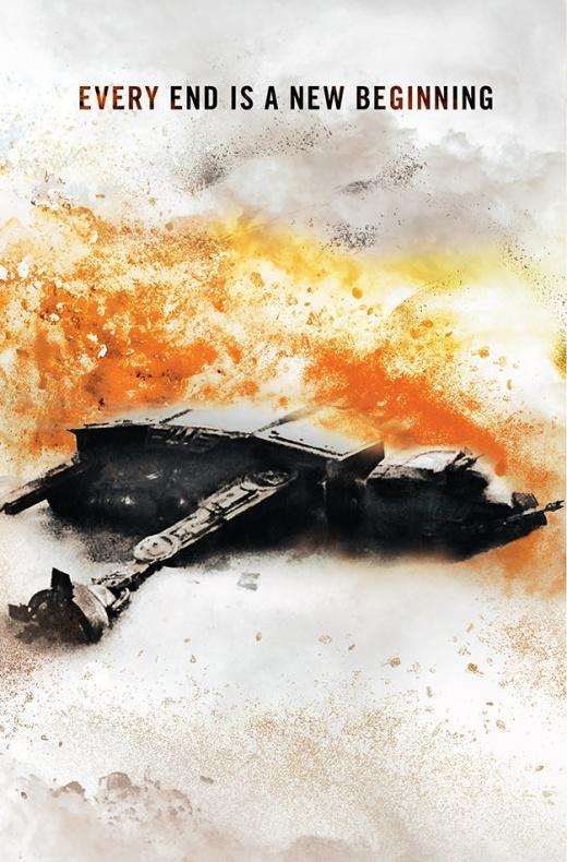 Contraportada, Chuck Wendig , Star Wars