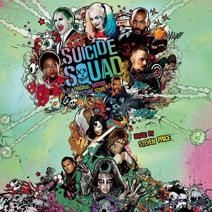 Suicide Squad, David Ayer, BSO