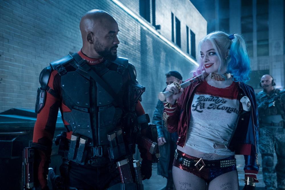 Escuadrón Suicida: Deadshot y Harley Quinn