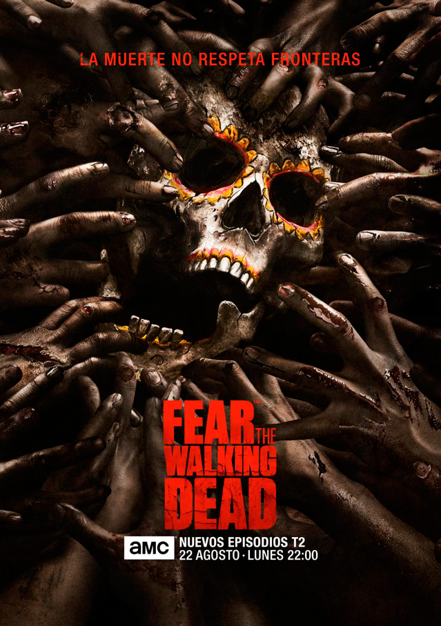 Fear the Walking Dead, la muerte no respeta fronteras