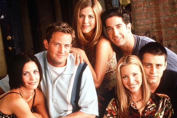 Friends en Netflix desvela una escena inédita