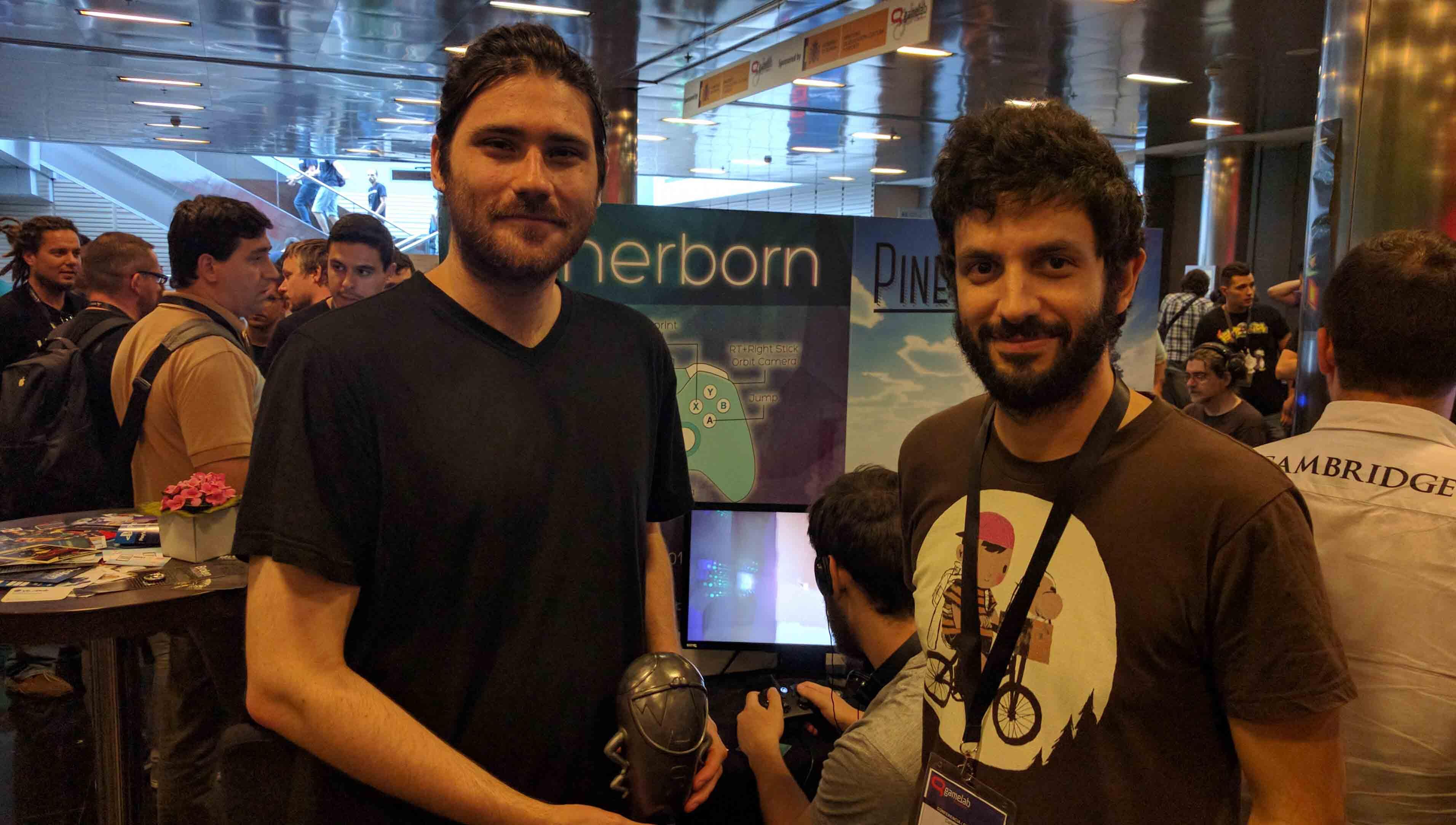 Gamelab 2016 Etherborn Altered Matter Indie Hub