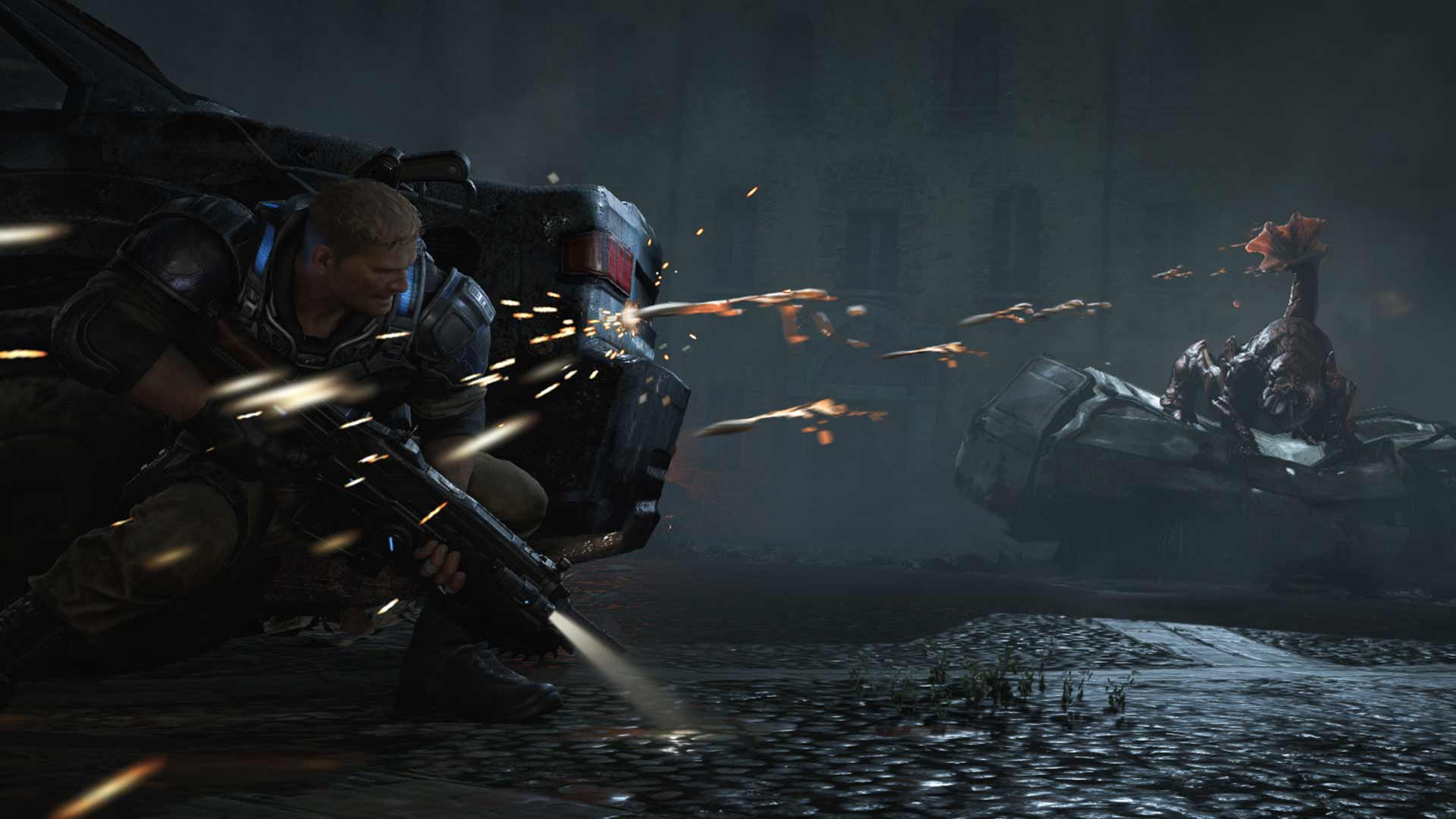 Gears of War 4 upgrade