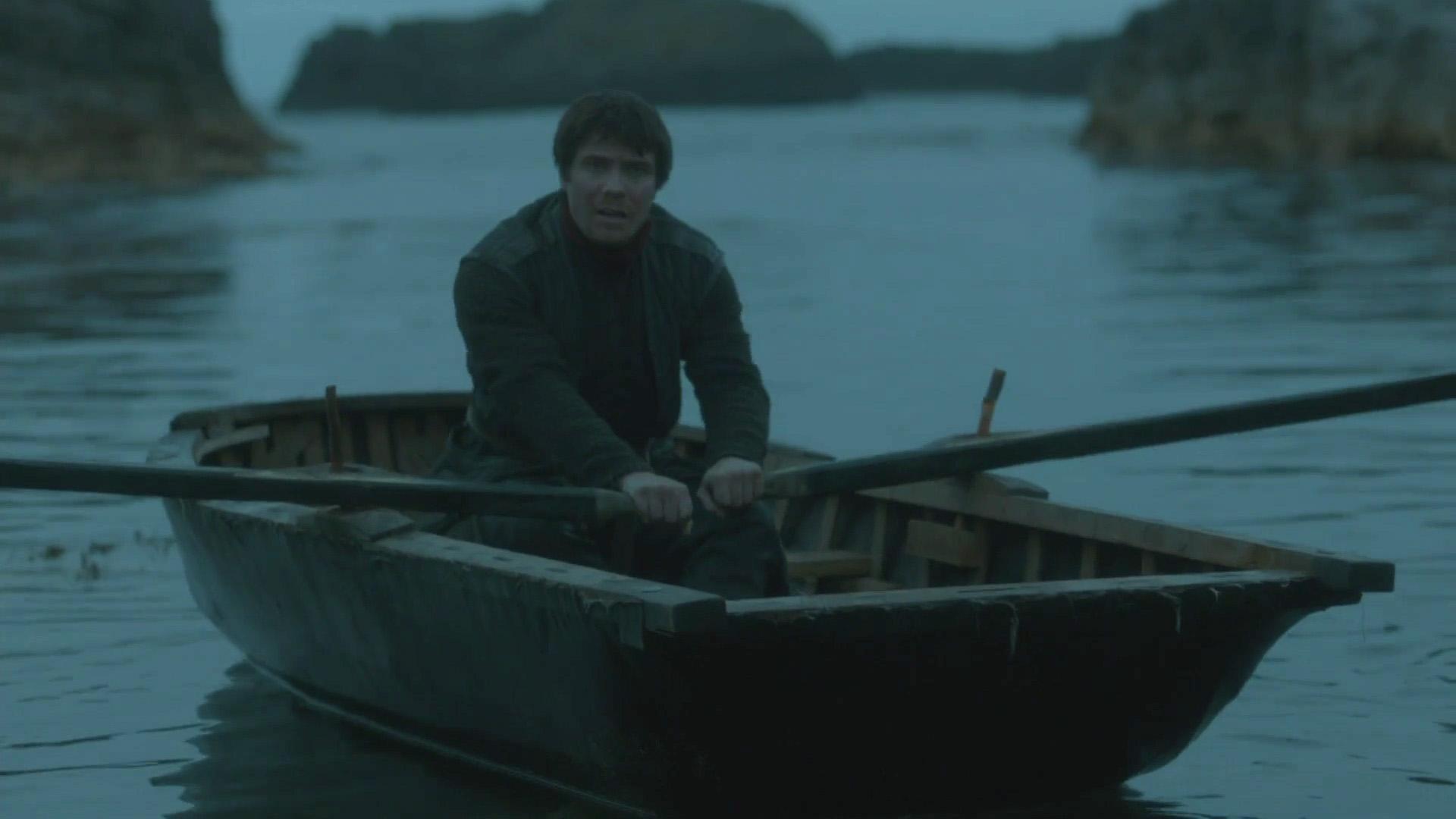 Juego de tronos, Temporada 3, Barca