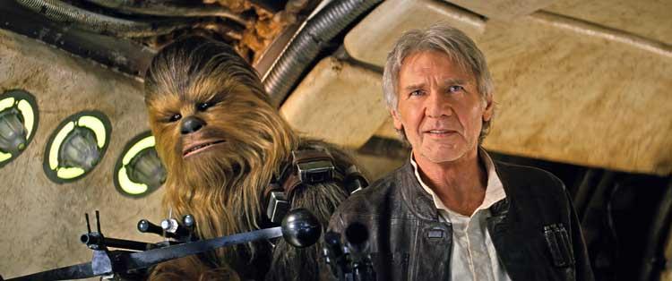 Han Solo Episodio VII