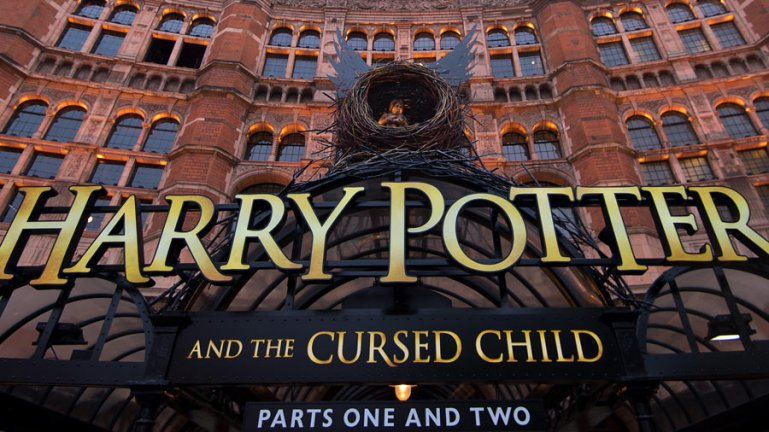 Teatro, Palace Theatre, Londres,