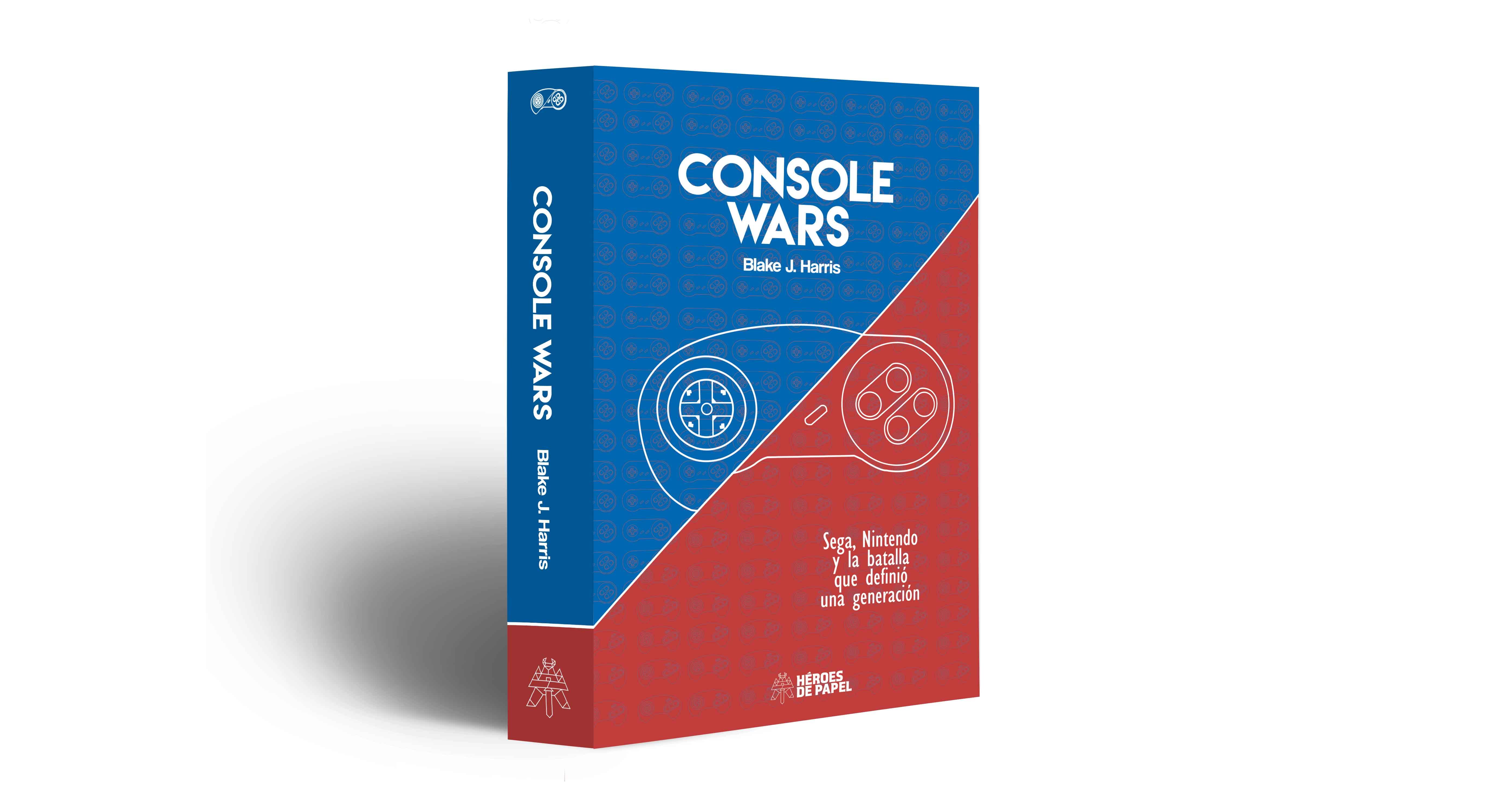 Héroes de Papel Gamepolis Console Wars Tetris Mass Effect Street Fighter