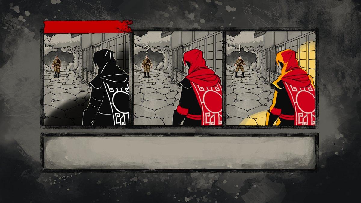 Imagen de los tutoriales de Aragami