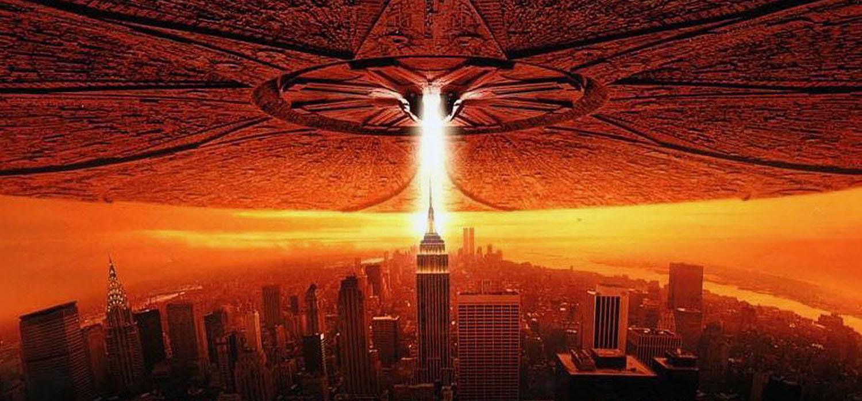 Dia de la Independencia película estrenada en 1996 peliculas de ovnis y extraterrestes