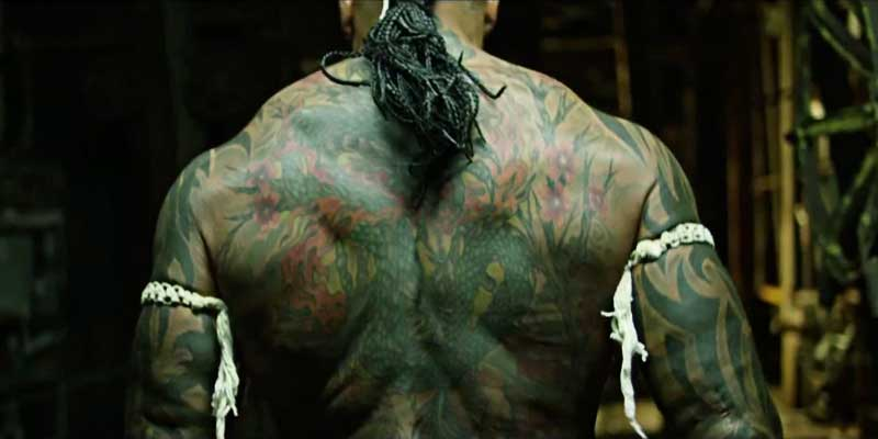 MMA, Dave Bautista, artes marciales