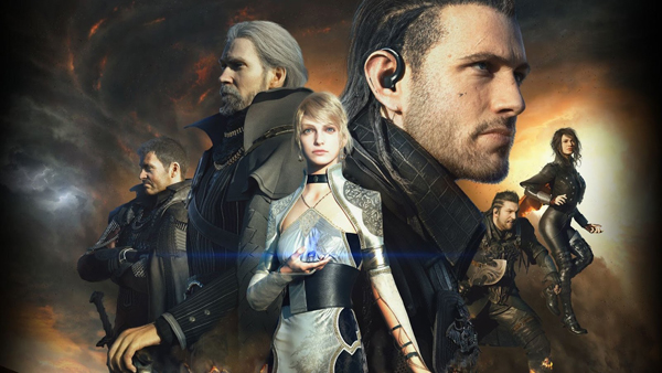 Kingsglaive: Final Fantasy XV película