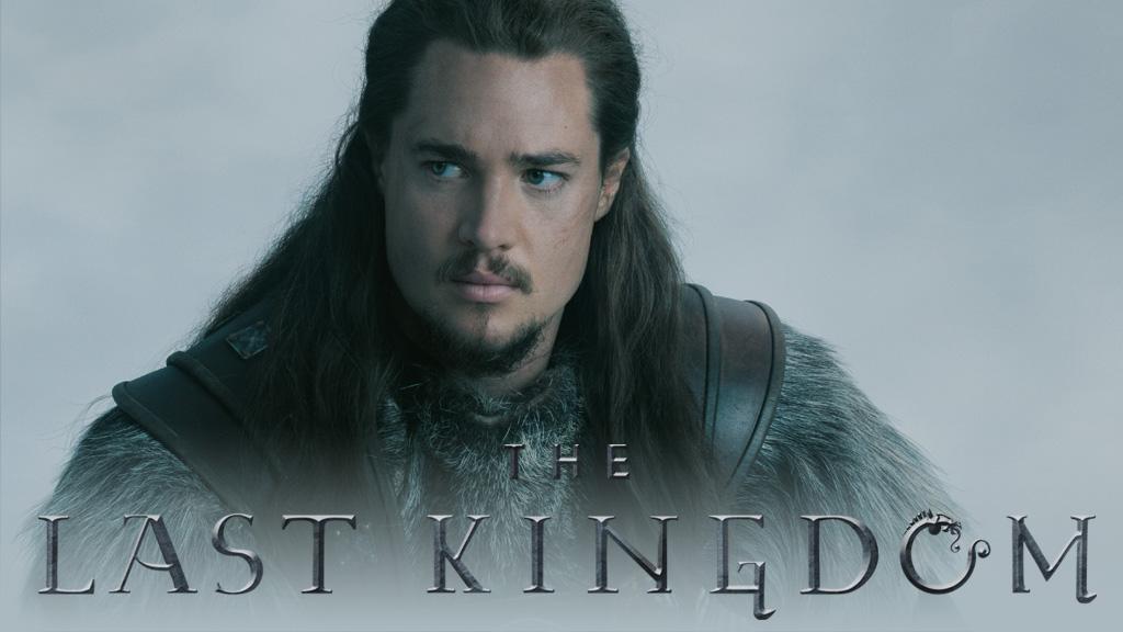 Las mejores series  de Netflix the last kingdom