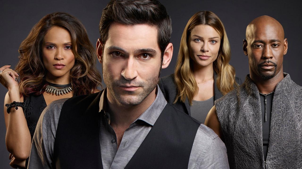 Lucifer Antena 3 serie Warner