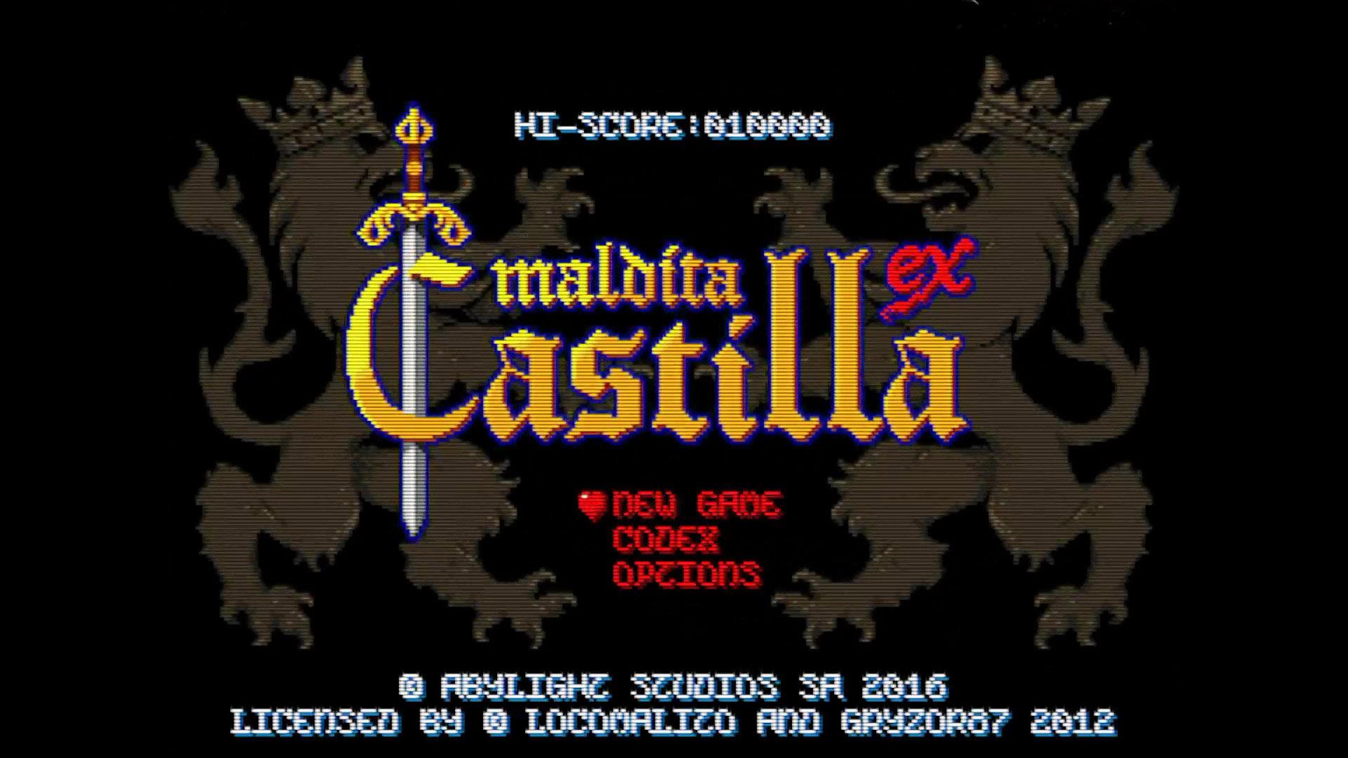Maldita Castilla EX Locomalito Xbox One Abylight
