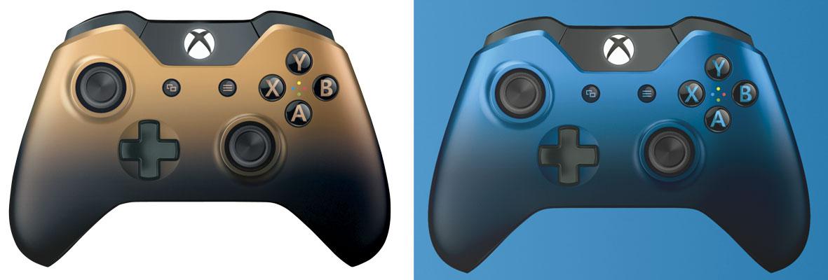 Mandos Xbox One Cooper Shadow y Dusk Shadow