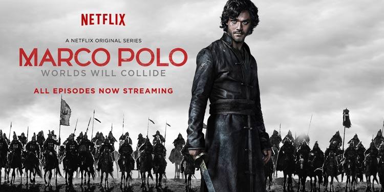 Marco Polo Mejores Series de Netflix
