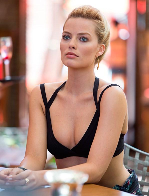 Margot Robbie chica Bond
