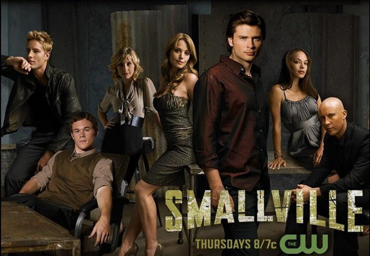 Las Mejores Series de Superhéroes Smallville