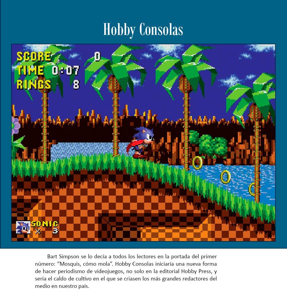 De microhobby a Youtube, Sonic