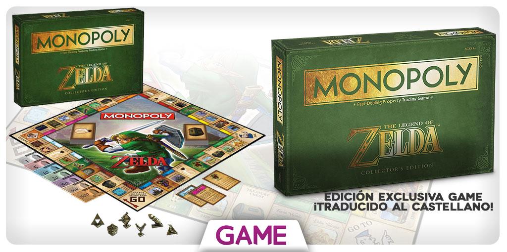 Monopoly The Legend of Zelda