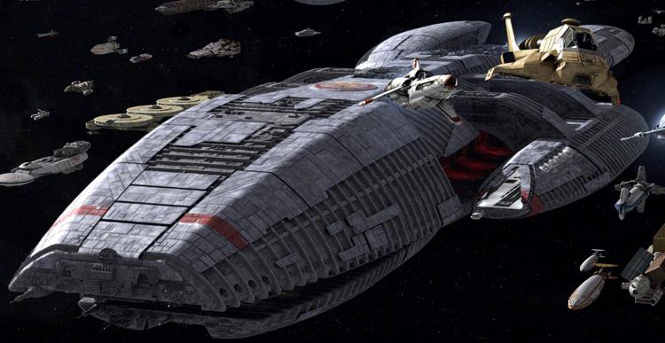 Las naves más famosas del cine y la tv