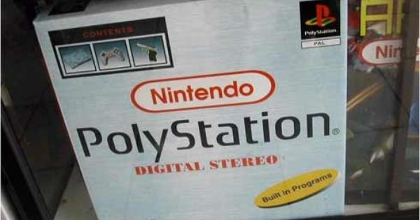 Nintendo Polystation. Imitaciones y falsificaciones de consolas