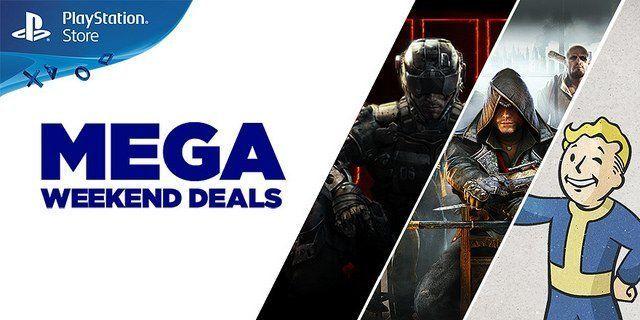 Ofertas fin de semana PS4